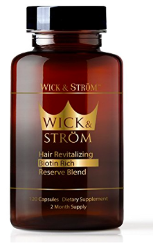 Wick Strom Hair Loss Vitamins Could This Be Real What Are