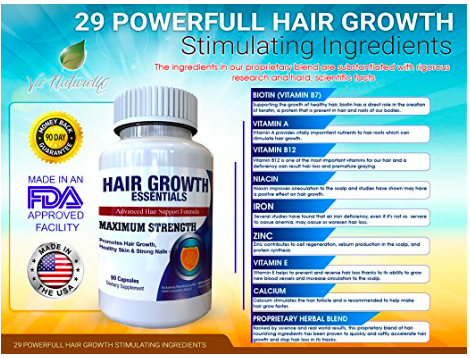 Vie-Naturelle-Hair-Growth-Essential-Supplement-Can-This-Really-Speed-Up-Hair-Growth-Only-Here-Pills-Before-and-After-Results-Amazon-Comment-Picture-Hairloss-Restoration-Reviews