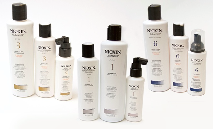 Image result for Does Nioxin Work for Thinning Hair